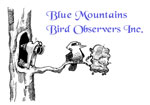 Blue Mountains Bird Observers logo