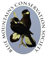Blue Mountains Conservation Society logo