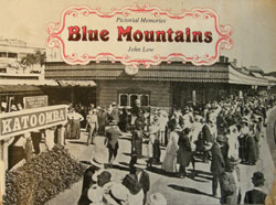Pictorial Memories, Blue Mountains
