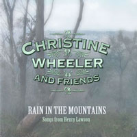Rain in the Mountains CD Cover