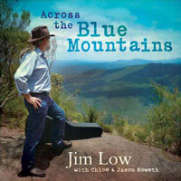 Across the Blue Mountains CD Cover